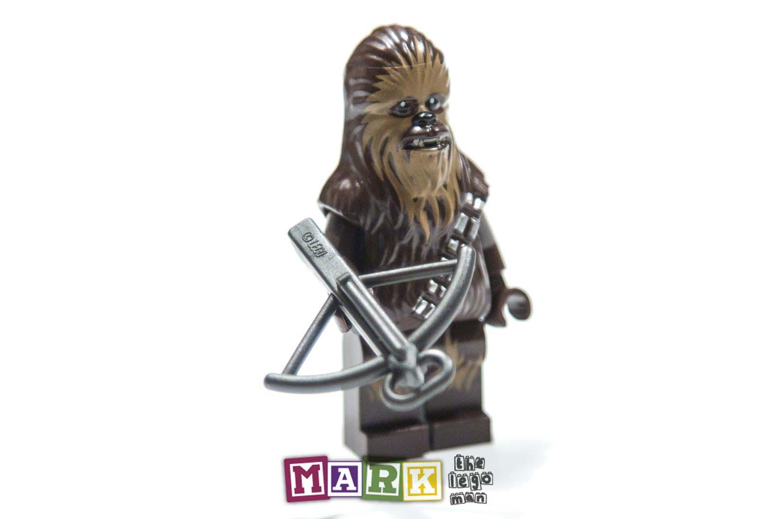 New Lego Star Wars™ Chewbacca Minifig Minifigure | Mad ...