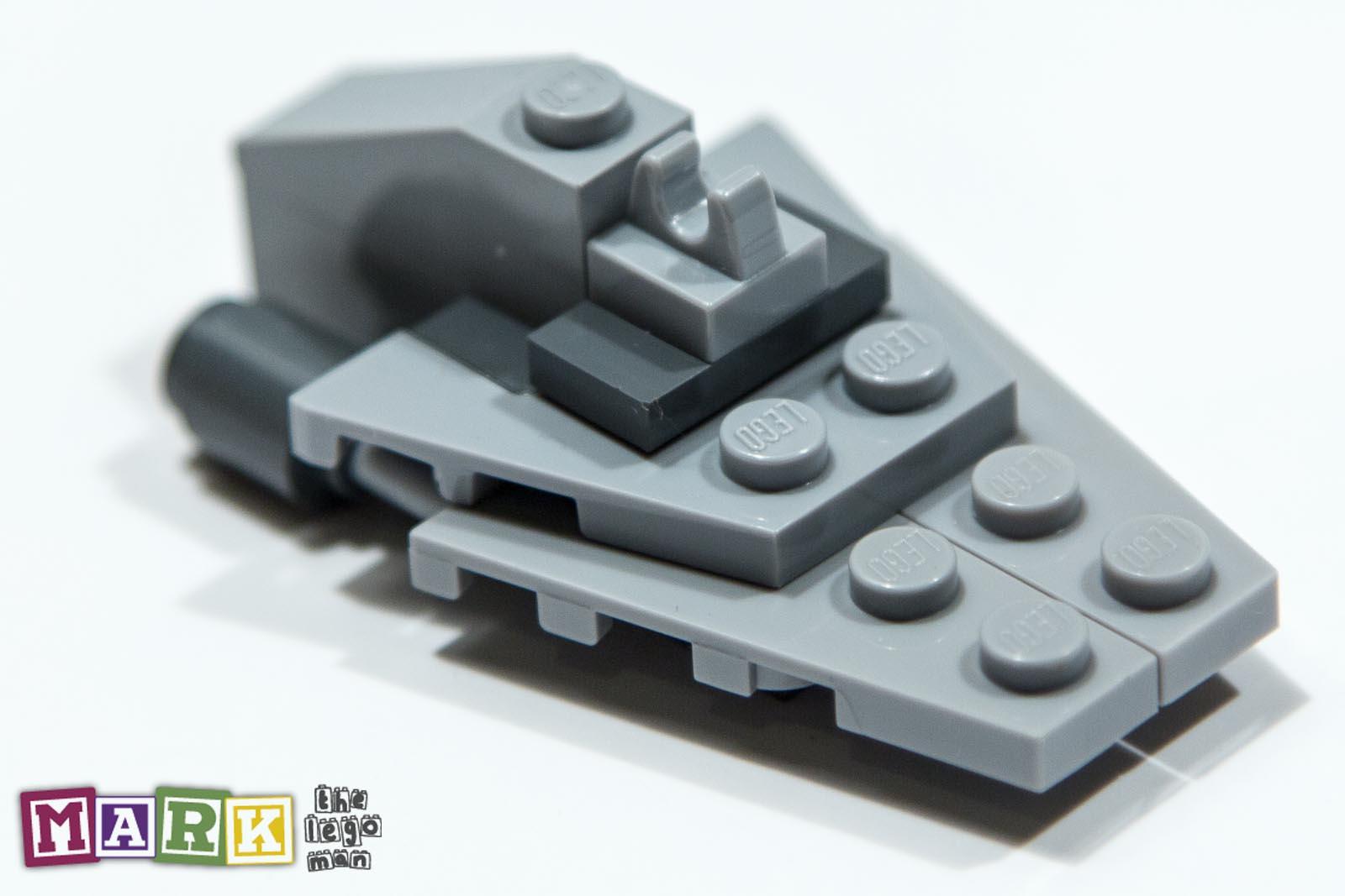 Lego Micro Ships